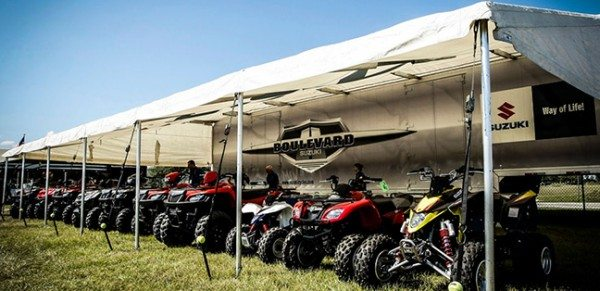 Suzuki-ATVs-at-AIMExpo