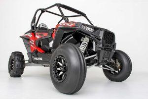 STI Tire & Wheel's Sand Wedge Tires provide maximum flotation and comfort.