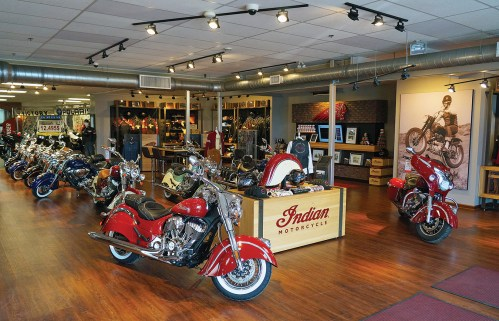 In February, the dealership opened an Indian showroom as well as a second location in Quebec City.