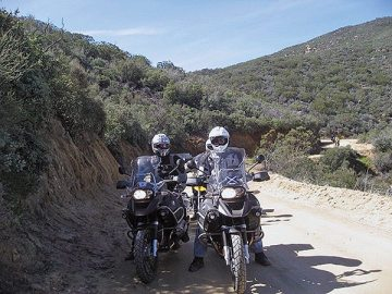 ƒ Customer-focused rides for both beginner and advanced adventure riders are organized by BMW Motorcycles of Riverside.