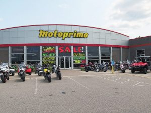 Motoprimo Motorsports in Lakeville, Minn., has seen unit sales growth as a result of improved service, and Motoprimo's newly implemented strategies have led to an improved store culture.