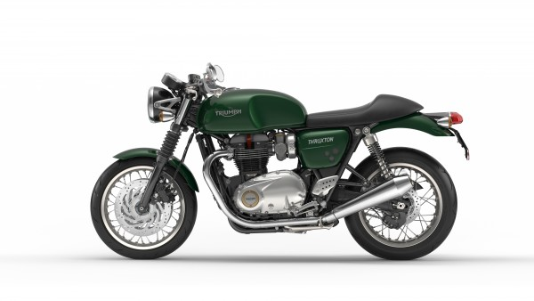 Thruxton in Competition Green