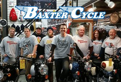 BaxterCycle
