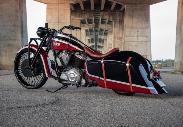Indian unveils custom Springfield | Powersports Business