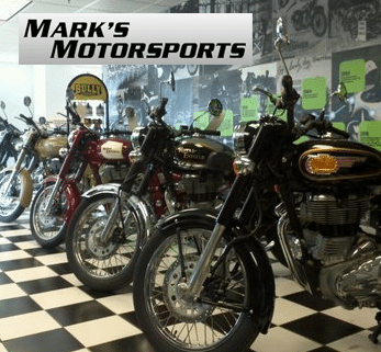 Mark's Motorsports in Enfield, Conn.