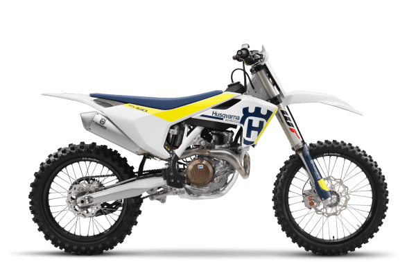 The 2017 FC 450