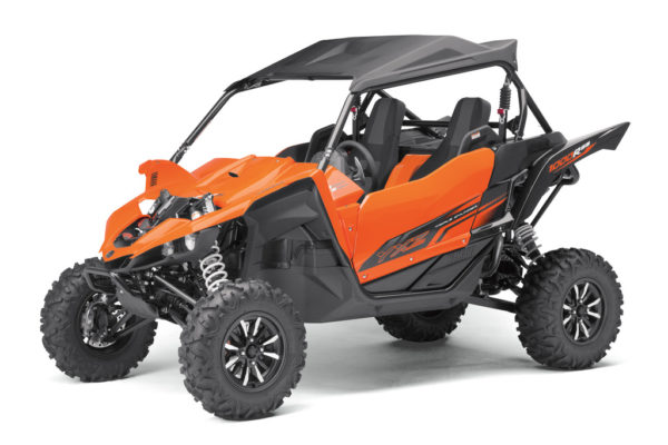 2017 YXZ1000R SS in Blaze Orange