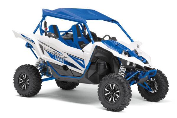 2017 YXZ1000R_Team Yamaha Blue - White