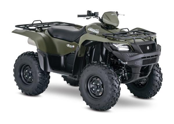 Suzuki announces 2017 ATV models   Powersports Business