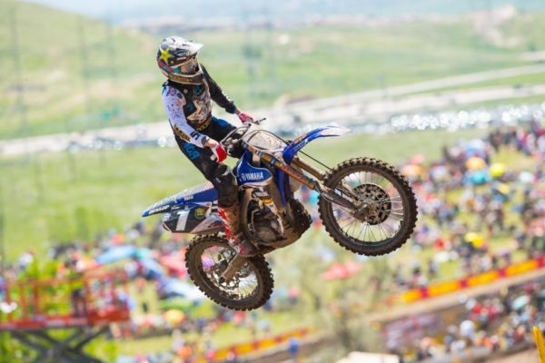 Jeremy Martin just missed out on his first overall win of the season. Photo credit: Simon Cudby.