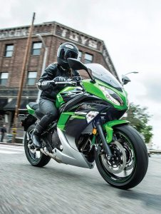 The 2016 Kawasaki Ninja 650 ABS is among the sport bikes that have led to overall segment growth over the past year.