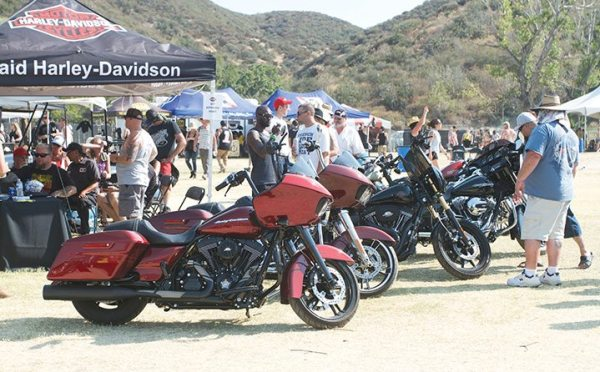 Quaid Harley-Davidson in Loma Linda, Calif., helped develop the Lost Highway Festival.
