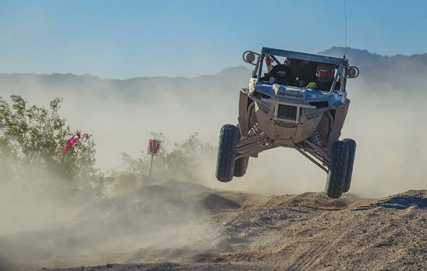 Amateurs race alongside the sport's best racers at the UTV World Championship.