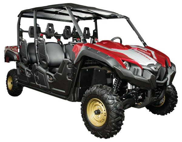 YANMAR UTVs will be sold through YANMAR's existing compact construction equipment and agricultural tractor dealer network.