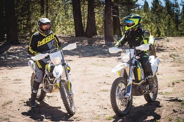 MSR offers 140 pages of off-road riding gear in its 2017 catalog.