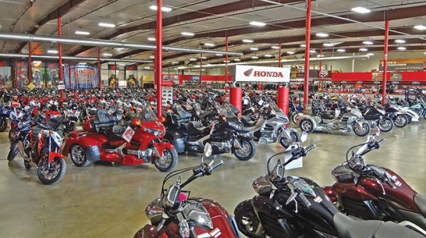 Southern Honda Powersports features a large inventory of Honda ATVs, side-by-sides and motorcycles in its Chattanooga, Tenn.-based dealership.