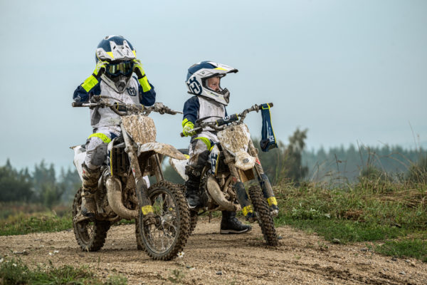 Husqvarna MY17 TC 50 TC 65 Action