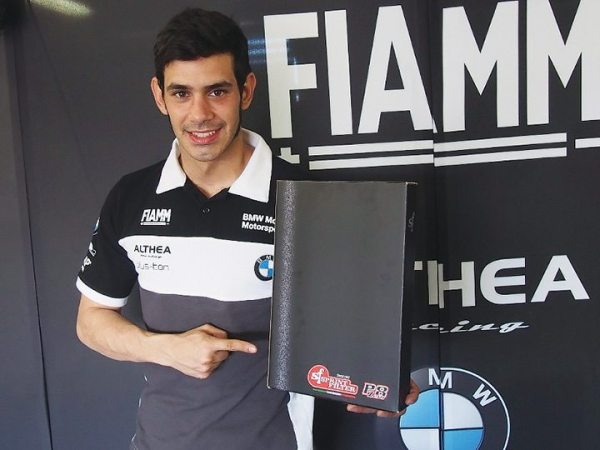 Sprint Filter is the official technical supplier of the Althea BMW Racing Team.