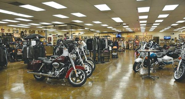 The existing 23,000-square-foot dealership will operate under the name Greeley Harley-Davidson and hosts only Harley products and bikes.