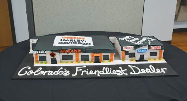'Colorado's Friendliest Dealer' held at an event on July 9 to celebrate its additional 12,000-square-foot space.