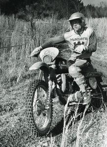 Dick Burleson won eight consecutive AMA Enduro Championships.