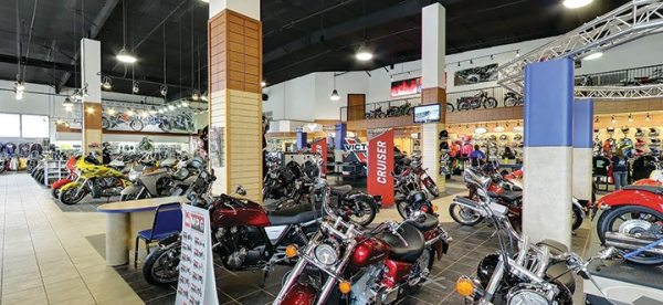 Killeen Power Sports carries new units from Can-Am, Honda, KTM, Polaris, Suzuki, Triumph and Victory.