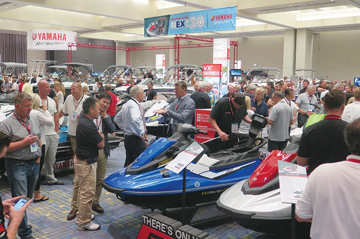 WaveRunner dealers love the 2017 lineup | Powersports Business