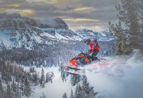 The Polaris 800 PRO-RMK is among Snow Goer's Top 10 Snowmobiles for 2017.