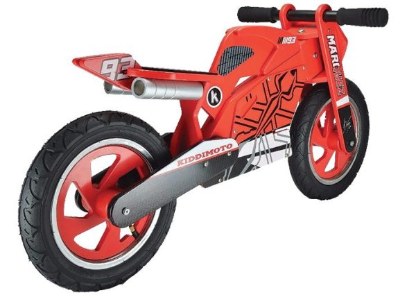 SpeedMob is now carrying the Kiddimoto lineup of balance bikes.