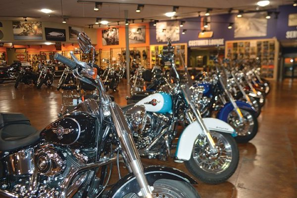 Black Wolf Harley-Davidson is ranked No.4 in the nation based on 2015 Harley-Davidson Bar and Shield scores.