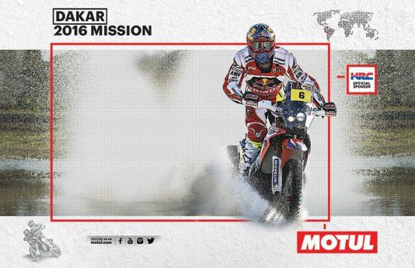 Motul has built its brand largely through race sponsorships.