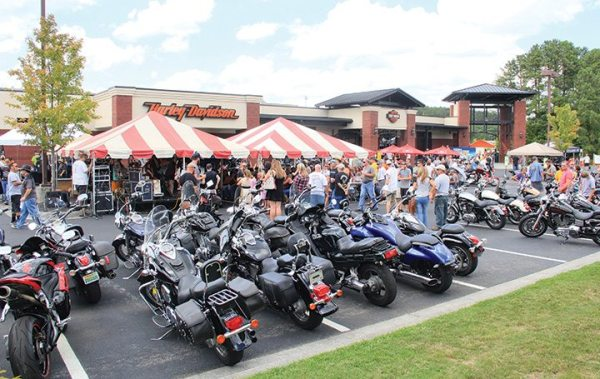 Southern Devil Harley-Davidson hosts its annual Rockabilly Rumble, an all-day event featuring live music, food, kid activities, vendors and more.