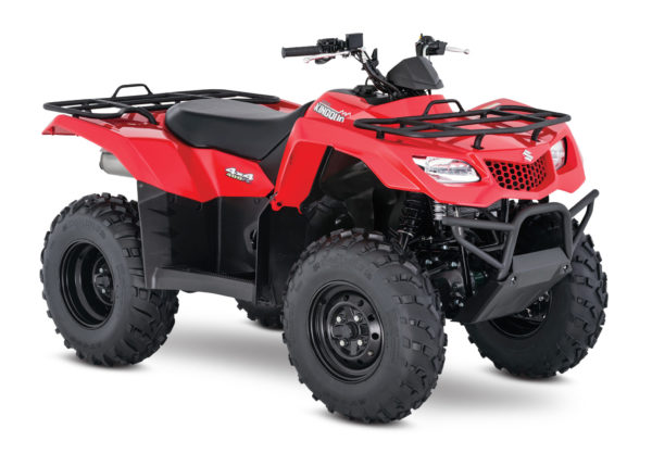 2018 suzuki 450 quad.  quad the 2018 suzuki kingquad 400fsi features a fivespeed manualshift  transmission and semiautomatic clutch for riders favor sportier atv performance for suzuki 450 quad o
