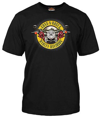 Harley-Davidson Guns N' Roses