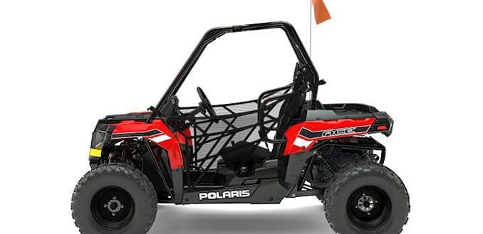 Polaris recalls 5,900 ACE 150, Ranger 150 vehicles
