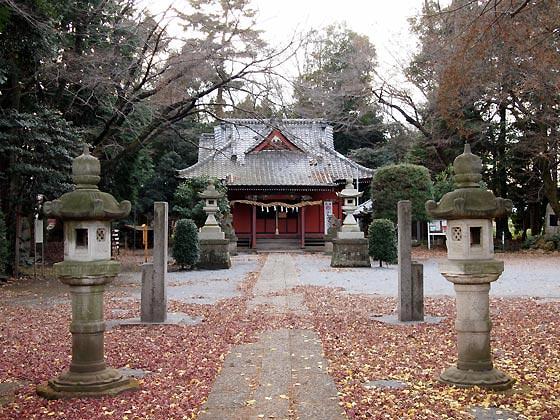 みどり豊かな神社!武蔵三氷川の中社【中氷川神社】とは