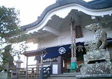 パワースポット!日峯山に鎮座する「日峯神社」について