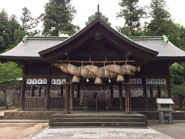 揖屋神社2