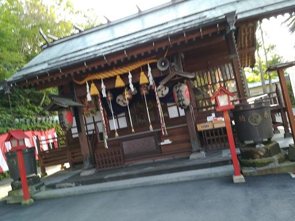 伊香保神社