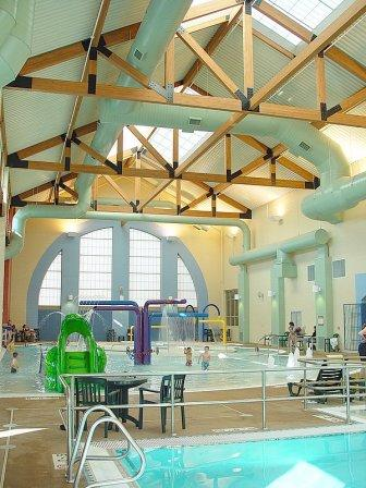Buck Recreation Center Powers Products