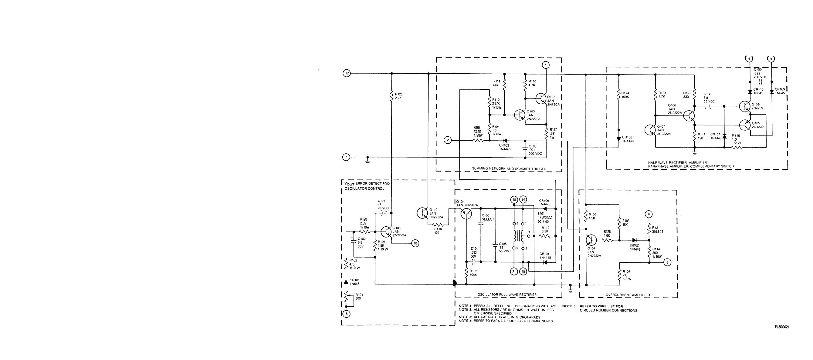 Figure Fo 4 Phase B Schematic Diagram