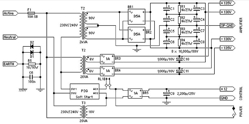 300 Watts Power Supply Diagram Wiring Library