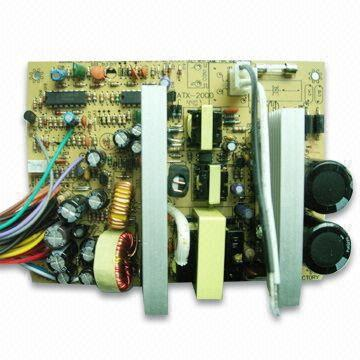 power supply pcb board - power supply circuits, Wiring circuit