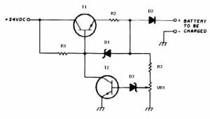 12 V Nicad Battery charger