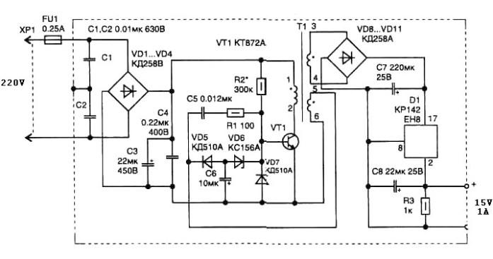 C61 Capacitor Wiring Diagram
