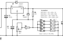 Isolated Power Supply +5 V to +15 V, 500 mA