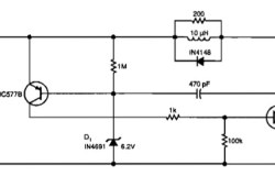 Isolated Voltage Sensors for Monitoring Power Supply