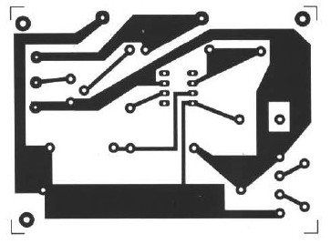 automatic battery charger pcb
