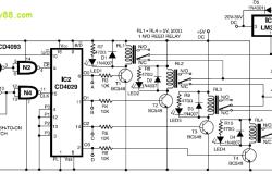 1-15V DC Digital Power Supply with 15 Steps