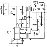 5V 10A 50W Offline Switching Power Supply - 3842 Smps Circuit Diagram